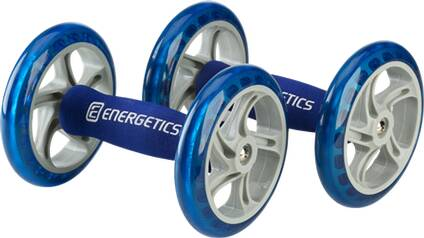 ENERGETICS Bauchtrainer AB Wheels