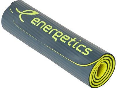 ENERGETICS Fitnessmatte NBR 142cm 1 Grau