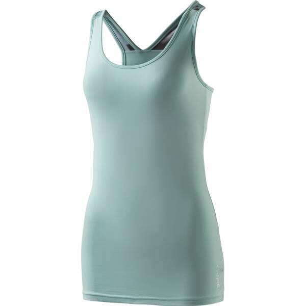ENERGETICS Damen Shirt Alkus II Grün