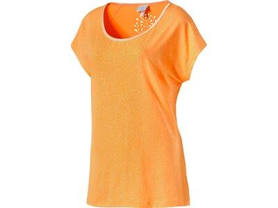 ENERGETICS Damen Shirt Apila II Orange