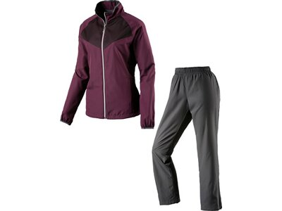 ENERGETICS Damen Trainingsanzug Bita + Berna UG Lila