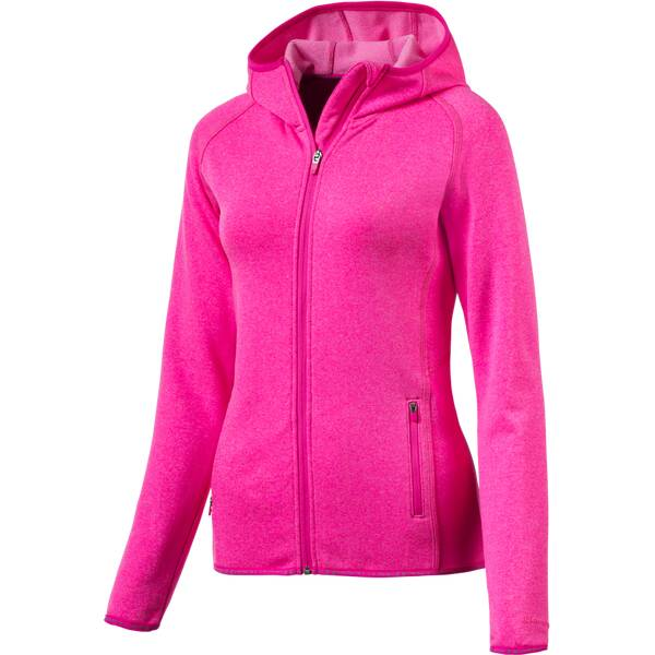 ENERGETICS Damen Sweatjacke Funda Pink