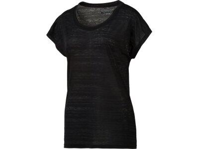 ENERGETICS Damen T-Shirt Balinda Schwarz