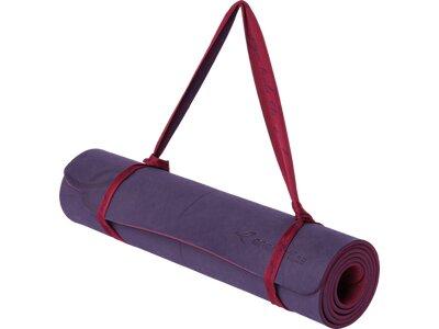 ENERGETICS Fitnessmatte / Yogamatte Grün