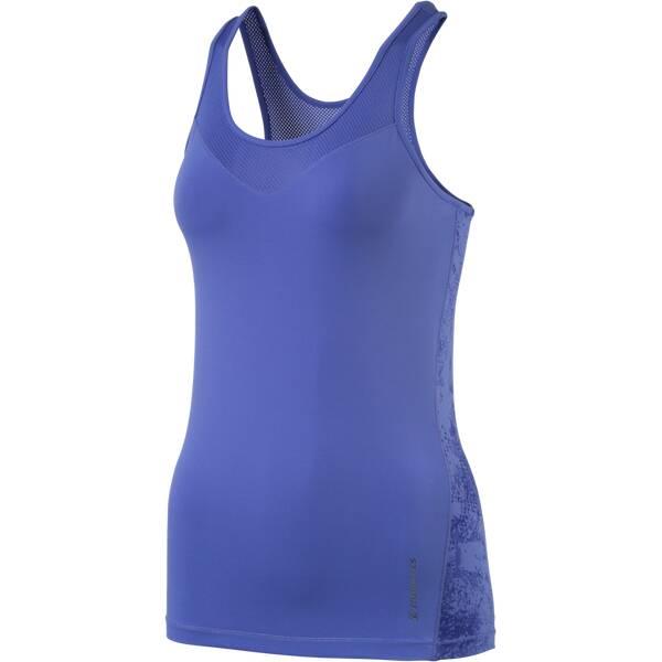 ENERGETICS Damen Trainingstop / Tank-Top Galarna Blau