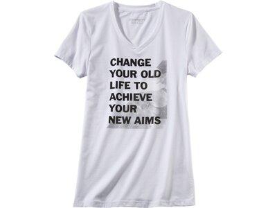 ENERGETICS Damen Shirt Genica Weiß