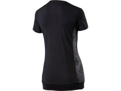 ENERGETICS Damen Shirt Gapela Schwarz