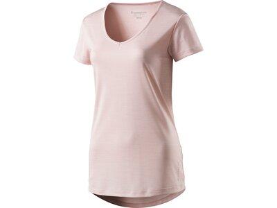 ENERGETICS Damen Shirt Gaminel Pink