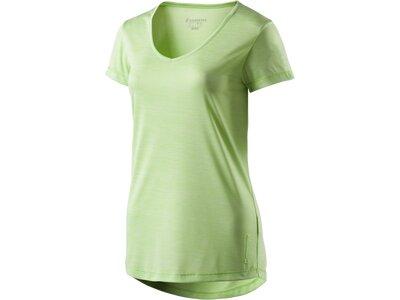 ENERGETICS Damen Shirt Gaminel Grün
