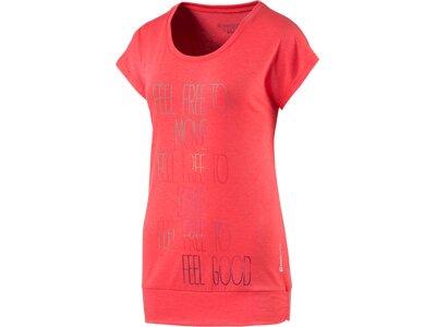 ENERGETICS Damen Shirt Garabelli Pink