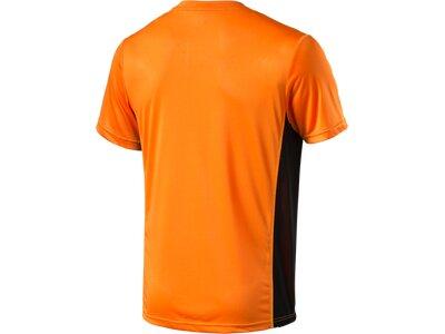 ENERGETICS Herren Shirt Maverick Orange