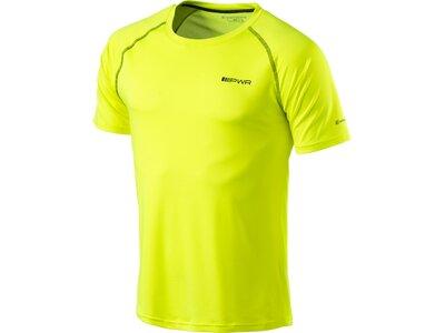 ENERGETICS Herren Shirt Titan Gelb