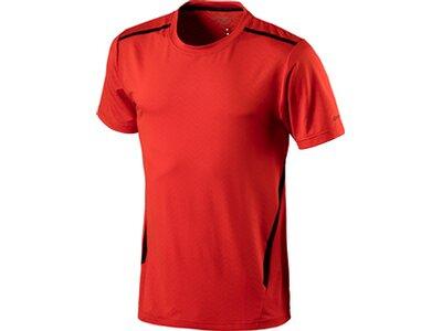 ENERGETICS Herren Shirt Cooler Rot