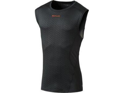 ENERGETICS Herren Shirt H-Tank Shirt Marvin Q2 Schwarz