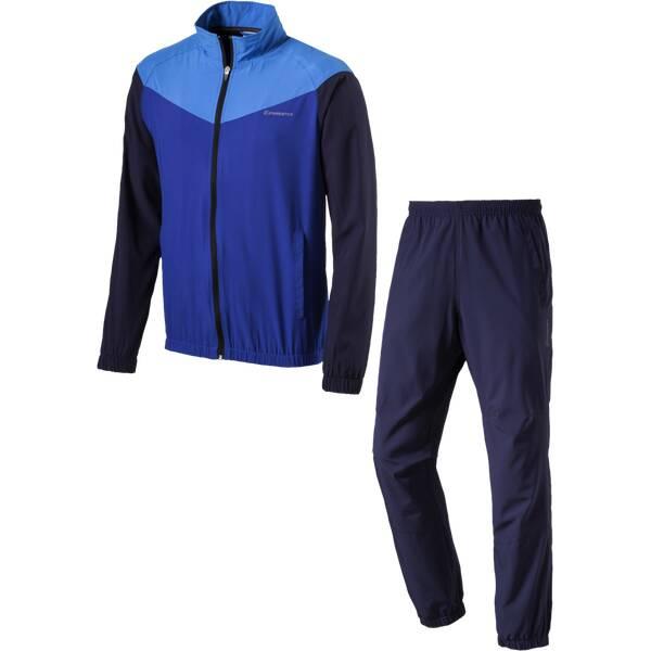 ENERGETICS Herren Trainingsanzug Finley + Flo | Sportbekleidung > Sportanzüge > Trainingsanzüge | Blau | Elasthan | ENERGETICS