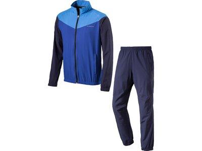 ENERGETICS Herren Trainingsanzug Finley + Flo Blau