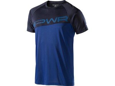 ENERGETICS Herren Shirt H-T-Shirt Martino Blau
