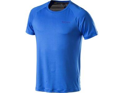 ENERGETICS Herren Shirt H-T-Shirt Titan Blau