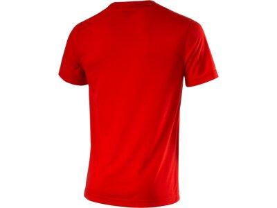 ENERGETICS Herren T-Shirt Tarik Rot