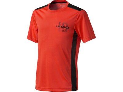 ENERGETICS Kinder T-Shirt Donny Rot