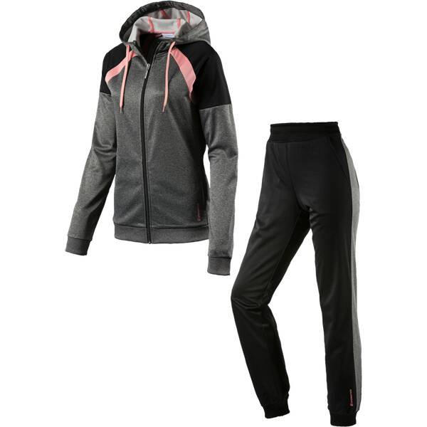 ENERGETICS Damen Trainingsanzug Biu + Biella Grau