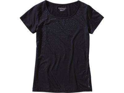 ENERGETICS Damen Shirt Damen T-Shirt Garita Schwarz