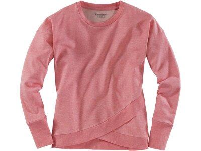 ENERGETICS Damen Langarmshirt Ciruna Pink