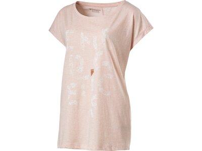 ENERGETICS Damen T-Shirt Cully Pink