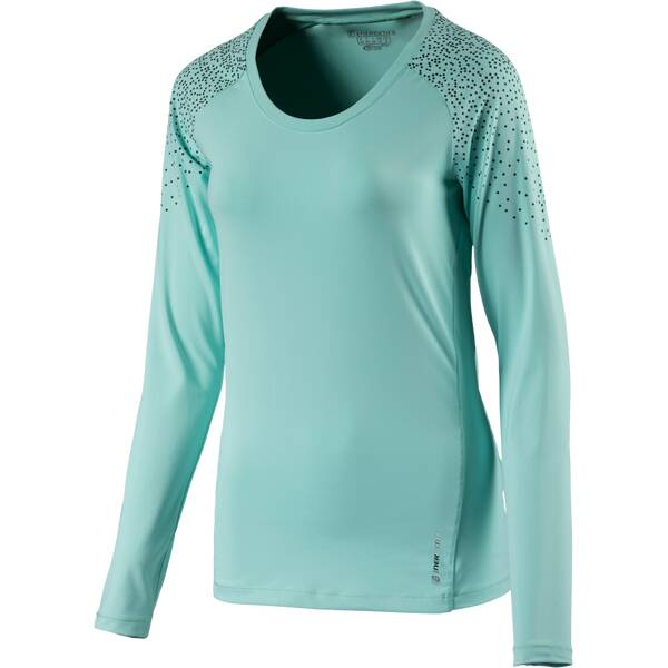 ENERGETICS Damen Shirt Galila Blau