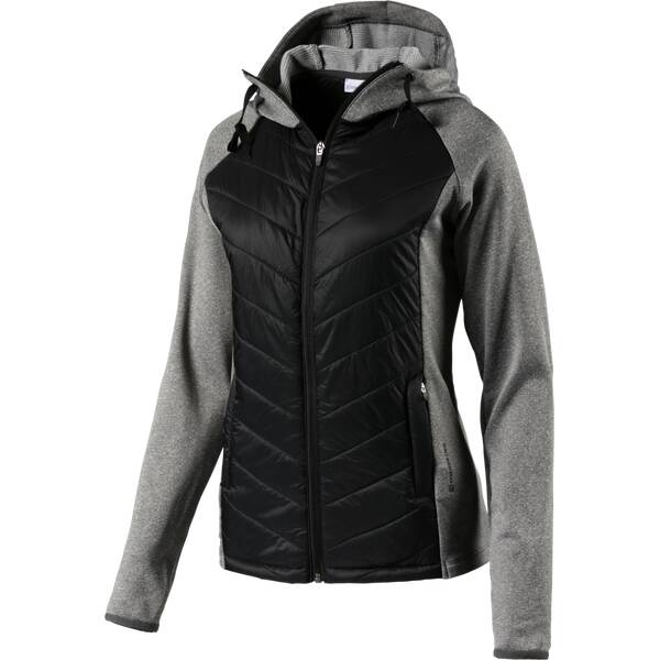 ENERGETICS Damen Jacke Marry Schwarz