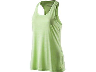 ENERGETICS Damen Shirt Damen Tank-Shirt Gerlinda Grün
