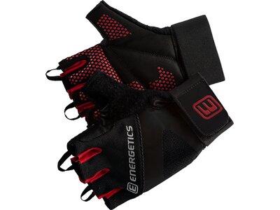 ENERGETICS Herren Handschuhe Training MFG 510 Schwarz
