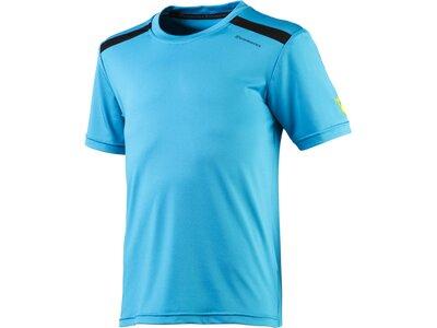 ENERGETICS Kinder T-Shirt Titan Blau