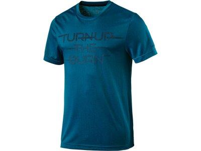 ENERGETICS Herren T-Shirt Tarik Blau