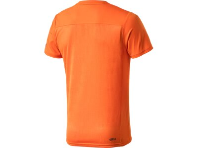 ENERGETICS Herren T-Shirt Titan Orange