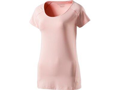 ENERGETICS Damen Shirt D-T-Shirt Gaprila Pink