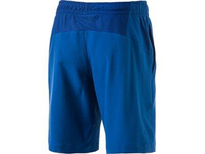 ENERGETICS Kinder Shorts Kn-Shorts Thilo Blau