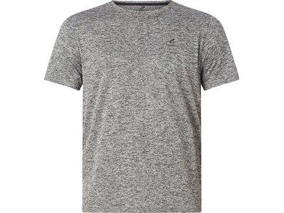 ENERGETICS Herren T-Shirt Tibor Grau