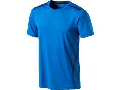 ENERGETICS Herren Shirt H-T-Shirt Frigo Blau