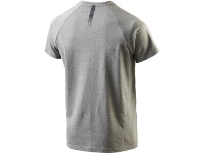 ENERGETICS Herren Shirt H-T-Shirt Argentiere Grau