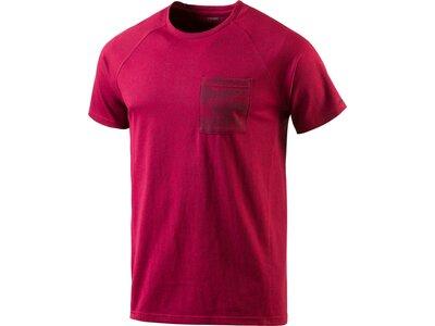 ENERGETICS Herren Shirt H-T-Shirt Argentiere Rot