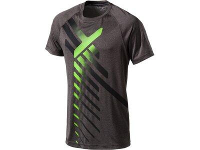 ENERGETICS Herren T-Shirt Massimo Grau