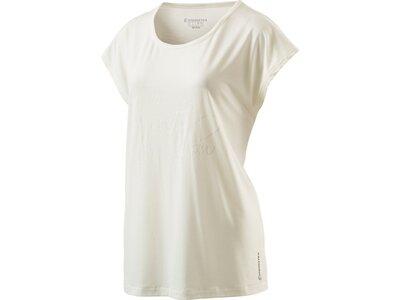 ENERGETICS Damen Shirt D-T-Shirt Gerda Weiß