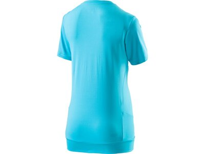 ENERGETICS Damen T-Shirt Gapela Blau