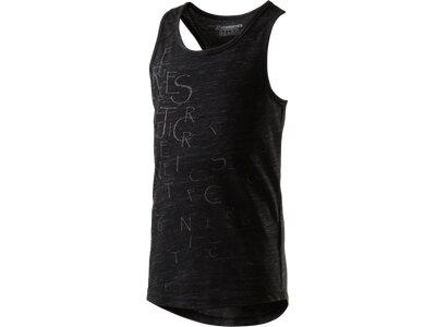 ENERGETICS Kinder Shirt Cillary 5 Schwarz
