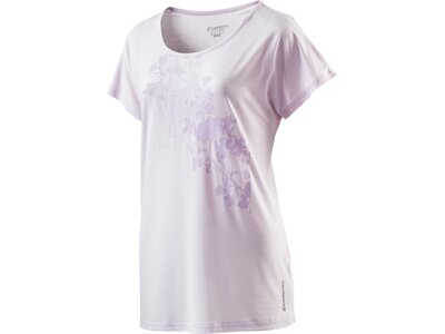 ENERGETICS Damen Shirt D-T-Shirt Garabelli Lila