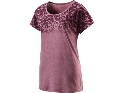 ENERGETICS Damen Shirt D-T-Shirt Garabelli Rot