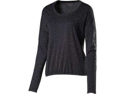 ENERGETICS Damen Shirt D-Sweatshirt Garanna Schwarz