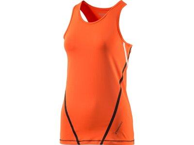 ENERGETICS Damen T-Shirt Gibala Orange