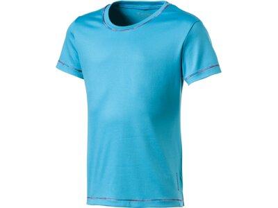 ENERGETICS Kinder Shirt Mä-T-Shirt Gandalfa Blau